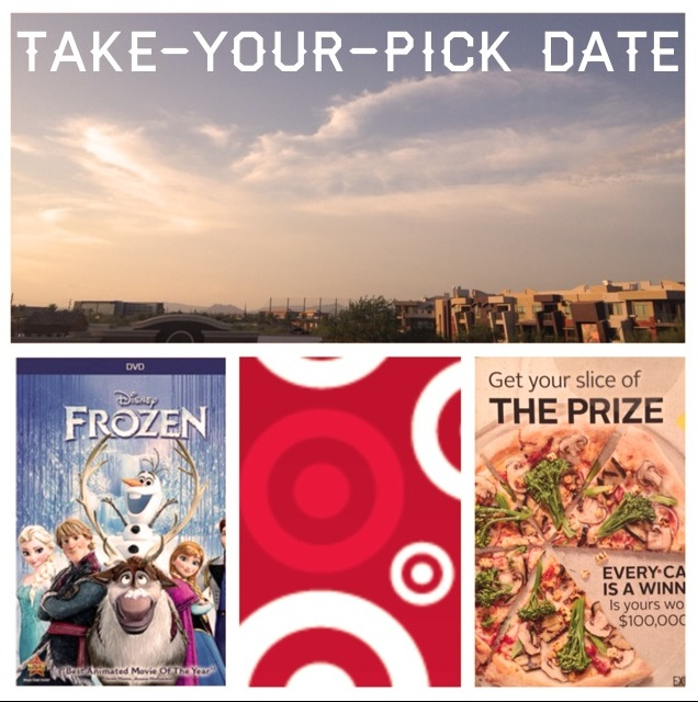 Take-Your-Pick Date Night | Mr Layland & Me